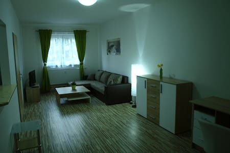 Modern apartments in a great location - Chomutov - Apartmen