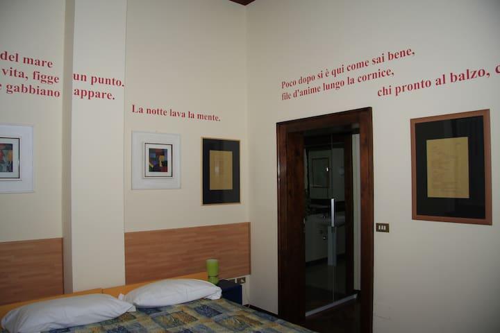 B&B Casa dei poeti - M.Luzi