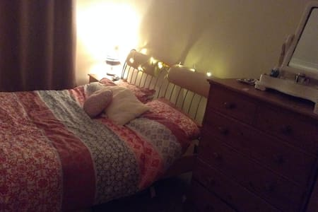Double room in a well kept apartment - Dorchester - Apartment