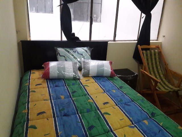 FURNISHED APARTMENT (SHARED) - Otavalo - Apartment