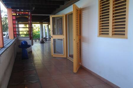 Terres Basses Apartment in Villa - Philipsburg - Villa
