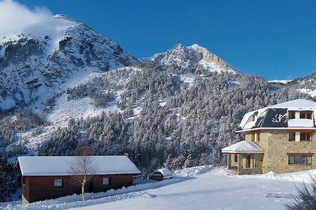 Hostal de muntanya en el Parc Natural Ter-Fresser