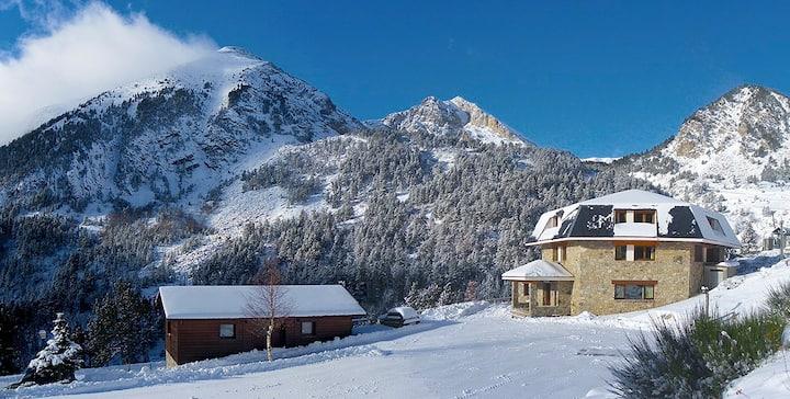 Hostal en  Parc Natural del Ter. Natura i muntanya