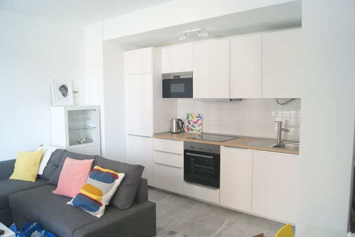 CUTE & COMFORTABLE ONE BED APARTMENT _VFT/SE/00915 - Mairena del Aljarafe - Appartement