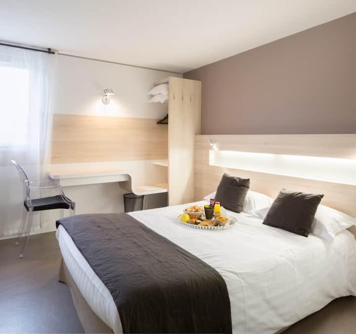 Chambre tout confort St Brieuc-Trégueux-Ploufragan