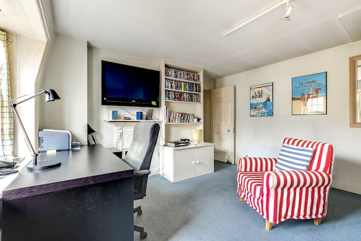 Lovely flat for two minutes from Oxford Circus!