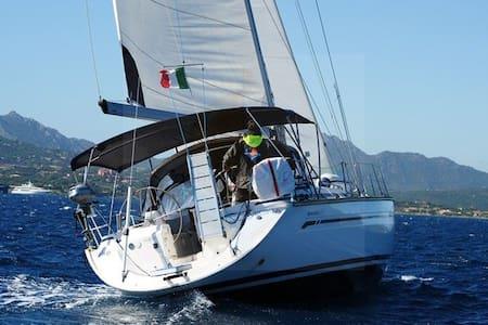 Micna - the holiday in sailing boat in Sardinia! - Portisco - Barca