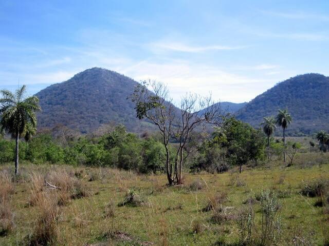 Ferienzimmer im Nationalpark - Acahay - コンドミニアム