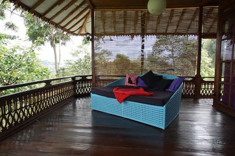 The daybed for day dreaming en little naps
