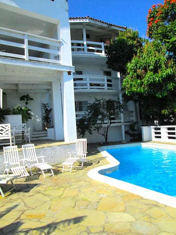 Amazing peaceful ocean view surrounded by nature! - Cofresi - Apartment