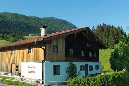 Ferienhaus Wiesbachgut, nahe der Stadt Salzburg - Abtenau