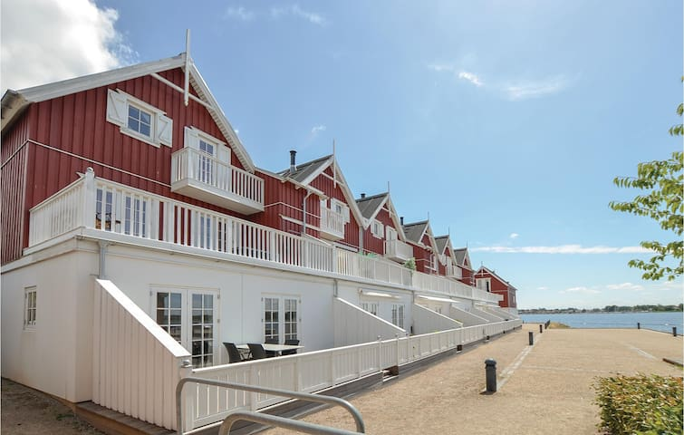 Holiday apartment with 2 bedrooms on 115m² in Gråsten