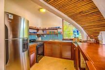 3 bedroom main house kitchen.