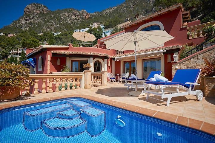 Las Escaleras – Pablo+Victoria – SeaView/Priv.Pool