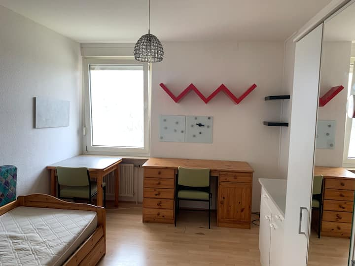1 Zimmer Studio Apartment am Ponttor