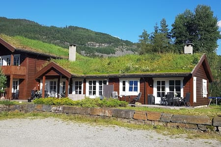 Voss Cabin 120 m2 appartment