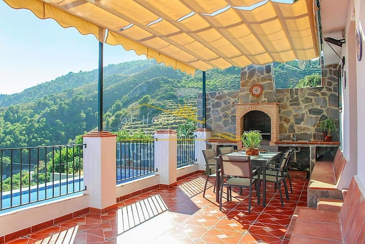 Villa La Florista At Home