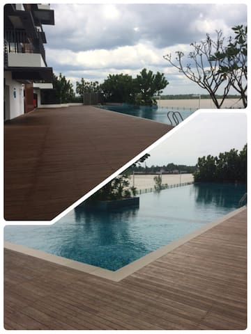 Sibu waterfront Condominium