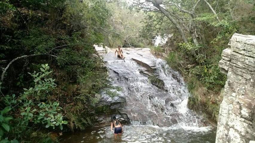 Sítio Laia, próx. a represa de Furnas.