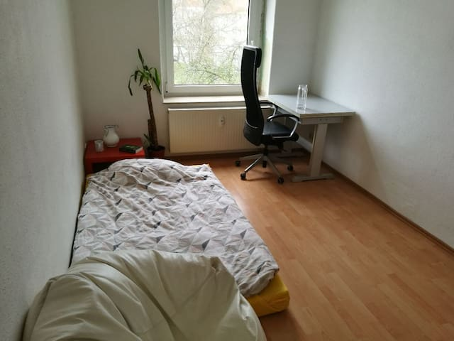 Ruhiges Zimmer in Bernsdorf - Chemnitz - Appartement