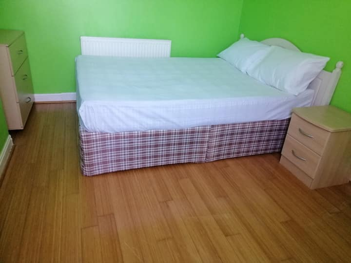 Double Room near Manchester City Centre