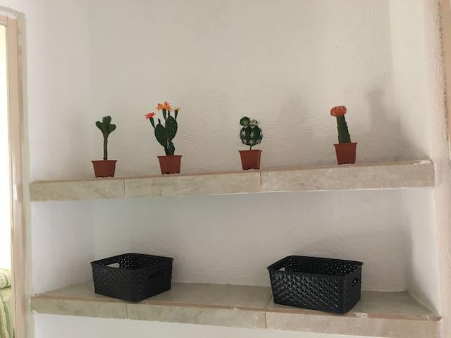 Mi casa en Cancun.. comoda, fresca !! - Cancún - Casa