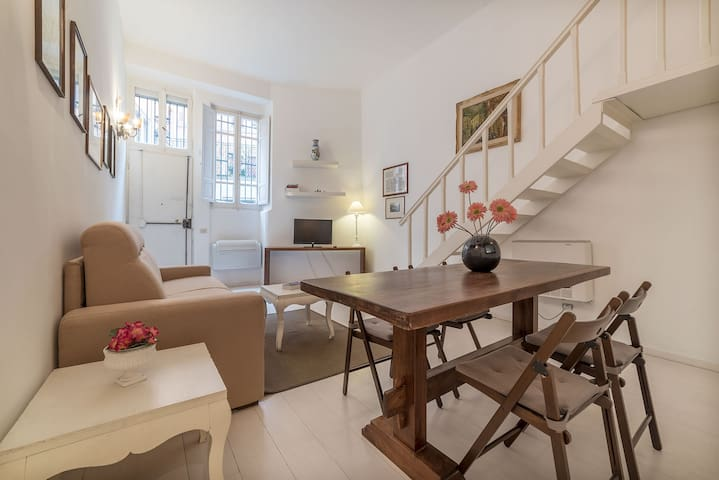 Al vicolo - cozy apartment in the heart of Rome