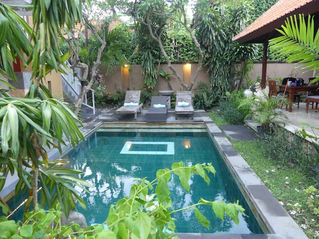 Villa Layang Layang (Quiet space under the kites)