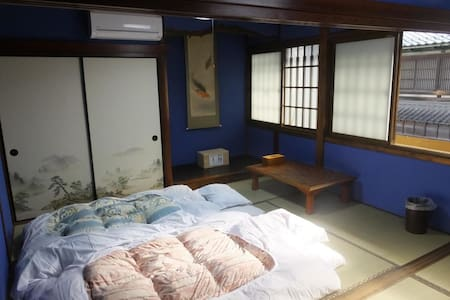 Excellent access! Hokuriku main line JR Komatsu station 5 minutes on foot★Japanese style room【青龍】