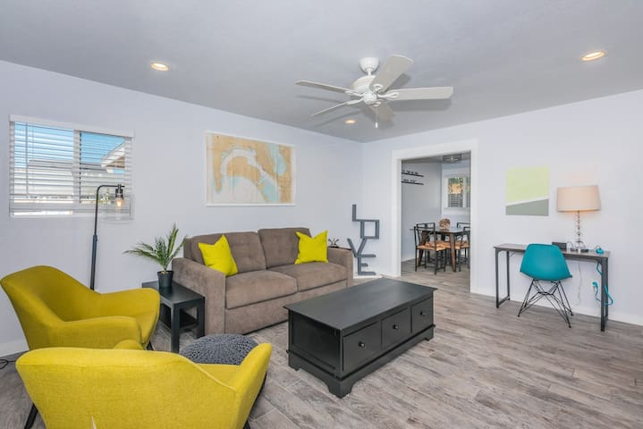 Modern Carlsbad Condo- Less Than One Mile to The Beach!