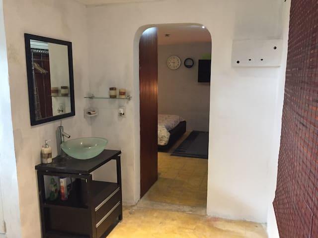 Habitacion privada en cancun - Cancún - Apartemen