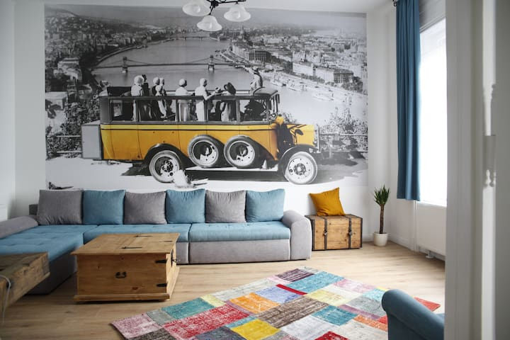 MONA'S POINT - Boedapest - Appartement
