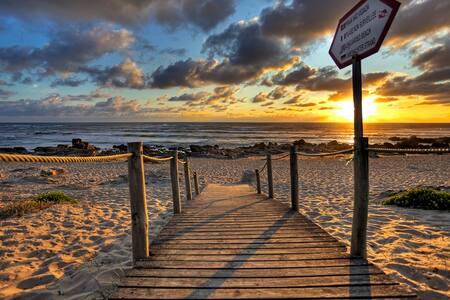 Labruge Ocean View - Labruge - Ferienunterkunft