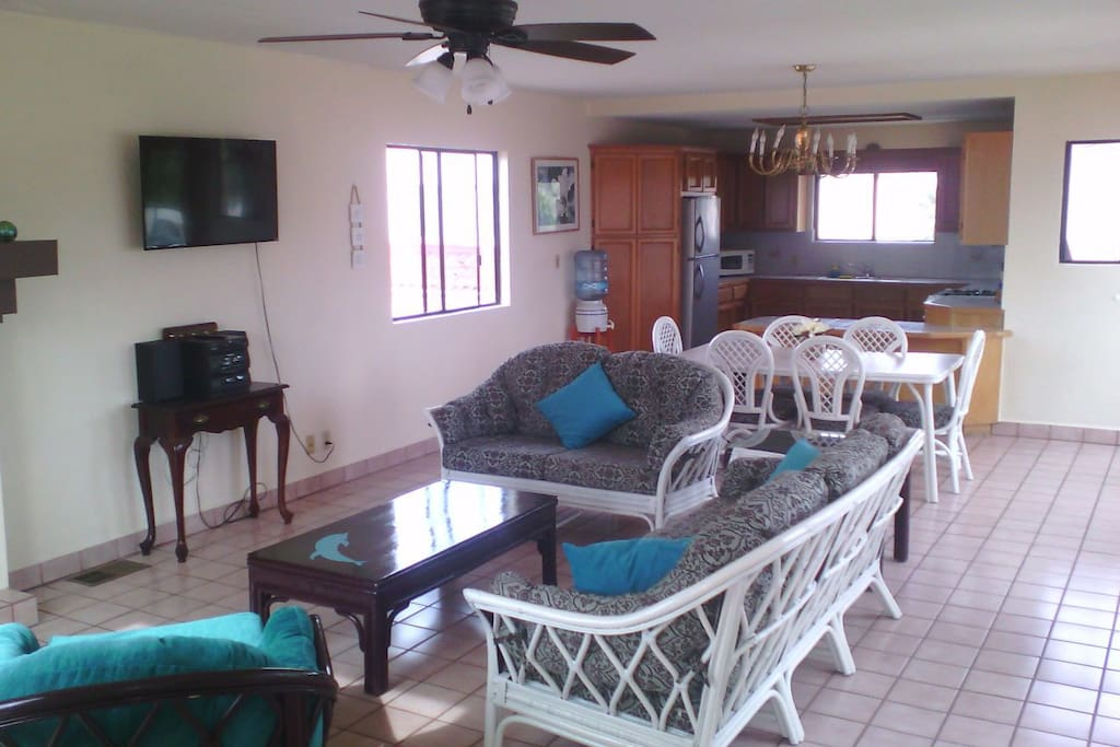 Villa bajabarr houses for rent in ensenada baja for Villas 7 ensenada
