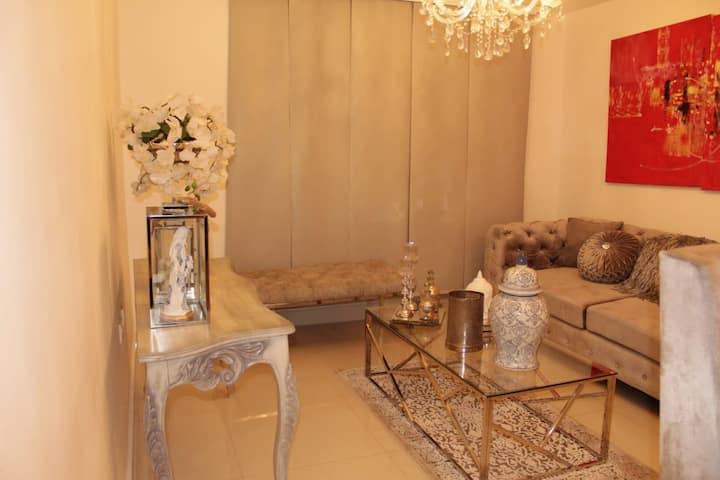 Hermoso y Confortable apartamento de Lujo.