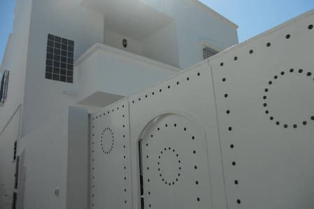 Belle villa pour des vacances à Hammamet