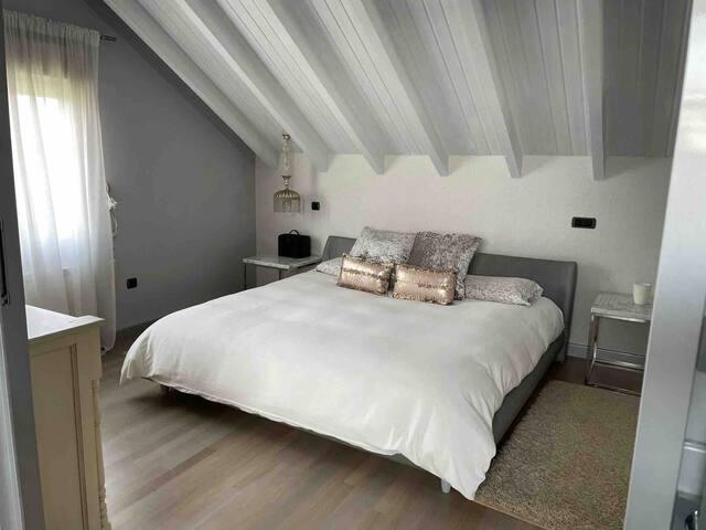 Dormitorio con baño planta 2