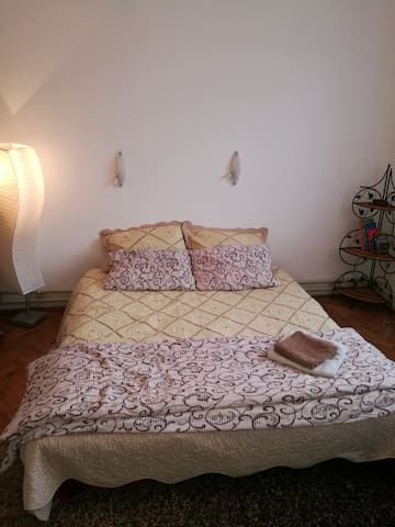 Central apartment - feel at home in Tuzla - Tuzla - Дом