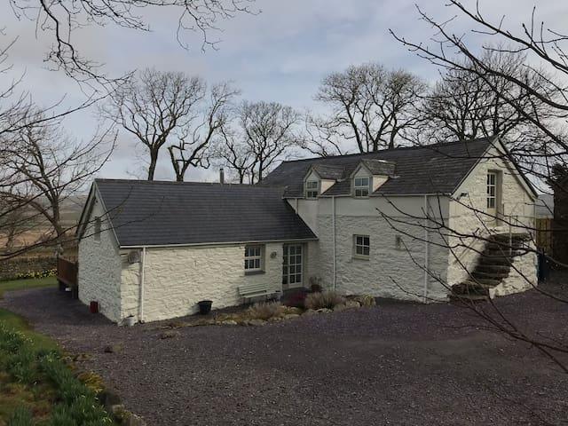 Bryn Dedwydd barn, granary conversion
