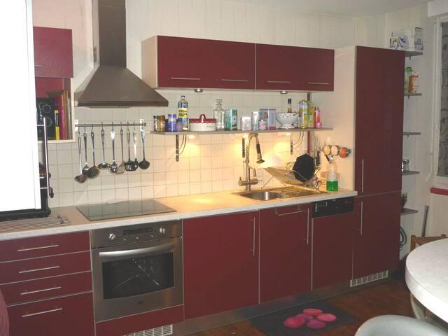 Location appartement vacances d'été Lorient - Lorient - Apartment