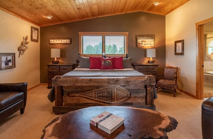 Cozy Home Near Tetons and Jackson Hole
