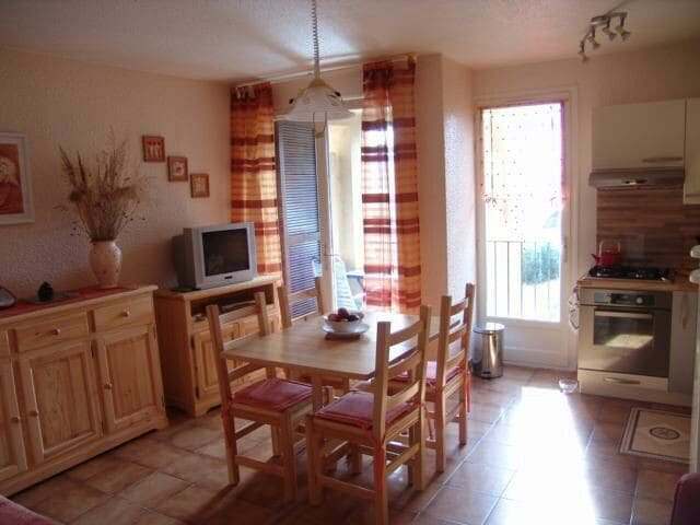 Appartement type F2, à L'ile Rousse - L'Île-Rousse - Apartmen