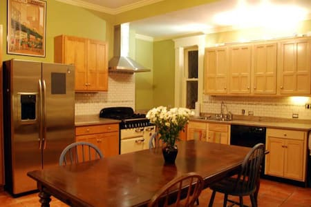 Beautiful historic home, close to downtown. - Oak Park - Casa