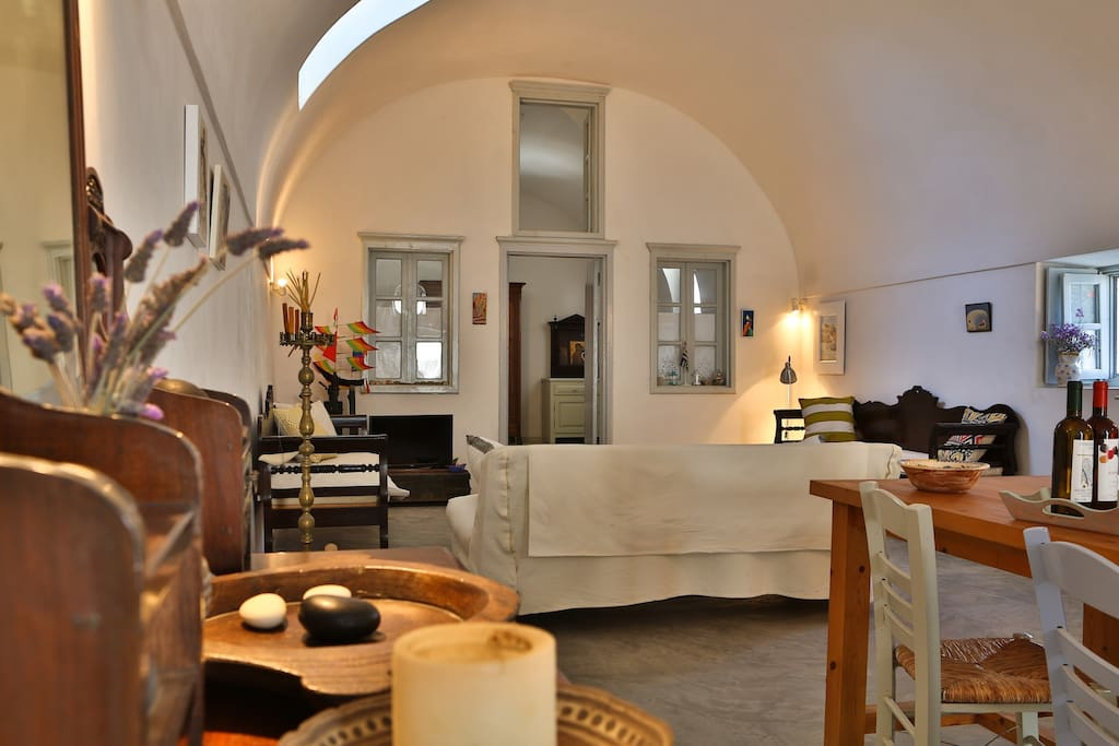Relax in our old winery dating back to the 17th century.