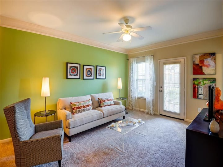Clean apt just for you | 2BR in Spartanburg