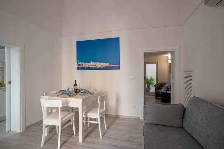 Apartment in Puglia near the beach