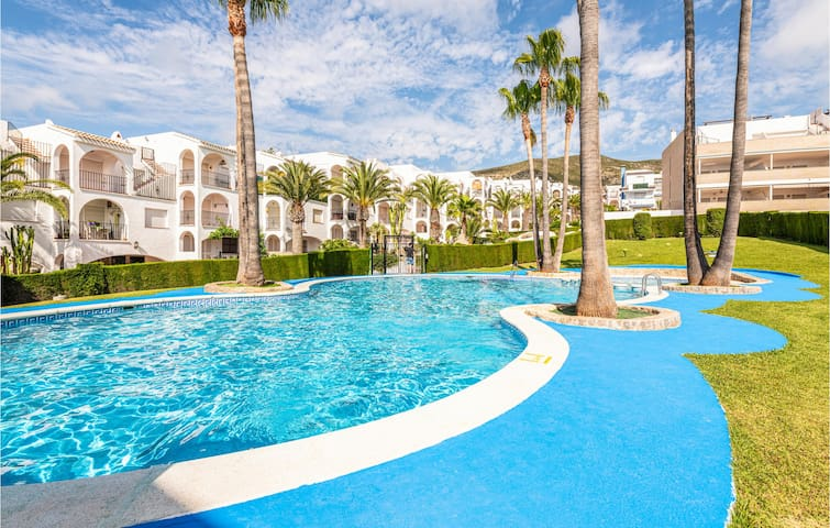 Holiday apartment with 2 bedrooms on 50m² in Peñiscola