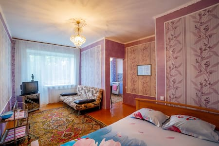 1-к квартира посуточно  - gorod Mezhdurechensk - Appartement