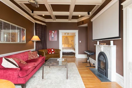 3 Bdrm Edwardian w/Views (on Hill) - San Francisco - Condominium