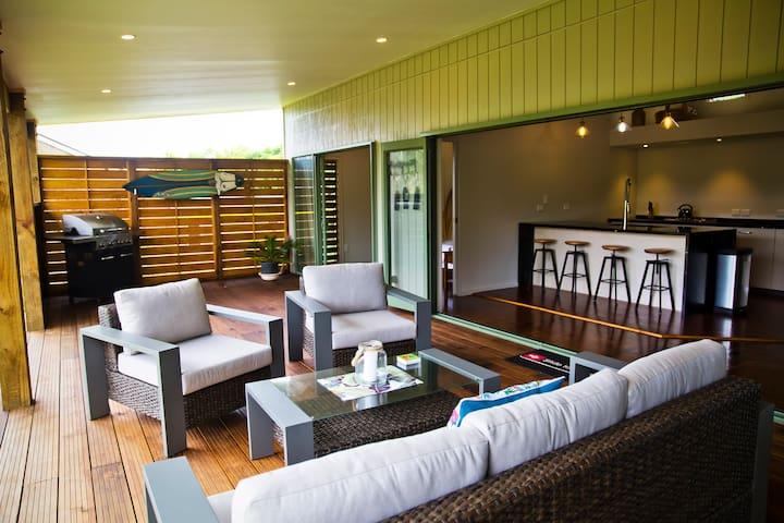 Mahana's 2bedroom Villa - Avarua District - Villa